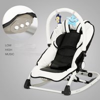 Wholesale Electrocar Baby Rocking Chair Multifunctional Toy Carry Chaise Lounge