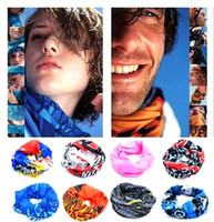 Ring Active Stripes Hot sell Cycling Bandanas Headwear Magic Seamless Multi Functional Kerchief Outdoor Head scarf UV Protection Fashion Accessories free shipp