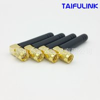 Wholesale Taifulink High Frequency MHZ Rubber Antenna Small Radio Transceiver Antennas F908