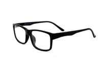 Los marcos de cristal Baratos-Las gafas clásicas unisex de la marca de fábrica marcan los vidrios eyewear llanos plásticos de la manera para la prescripción 5245
