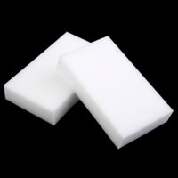 Wholesale Give white magic sponge cleaning multifunctional cleaning melamine sponge kitchen bathroom cleaner x60x15mm
