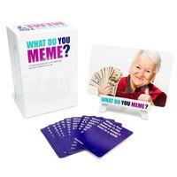 Wholesale What Do You Meme A Millennial Card Game For Millennials And Their Millennial Friends DHL