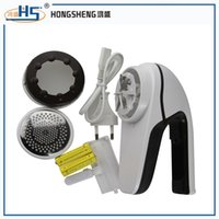 Wholesale Powerful Blade Motor Easily Removes Lint Fuzz pill loose threads from fabric rechargeable lint remover