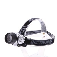 Wholesale 14 LED Mode Headlamp Head Light Lamp Flashlight Hiking Camping Night Fishing Water resistant
