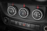 2011 2012 2013 2014 2015 air patriots - Inner Air Conditioner Switch Button Trim for Jeep Wrangler Compass Patriot