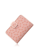 Wholesale Pink lady fashion elegant fair maiden card card holder card package