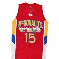 basketball howard jerseys - BLAKE GRIFFIN basketball jersey DWIGHT HOWARD Retro throwback Majestic menswear Cheap