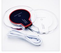 Wholesale China Manufacturer Qi Wireless Charger For Iphone Samsung S6 S7 HUAWEI XIAOMI QI Wireless receiver Charger