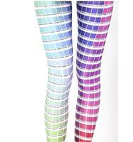 Wholesale Digital printing Leggings Color box sexy Leggings