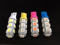 Wholesale 100X T10 SMD SMD SMD car side light car led lighting auto led light Side Wedge Tail Light