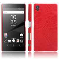 Precio de Teléfonos celulares casos de cuero-Bluk teléfono caso Venta al por mayor de teléfonos celulares Fundas y pieles ultra fino caso de cuero Funda Para Sony xperia z5 z4 z3 compacto z2 premium m4 XZ