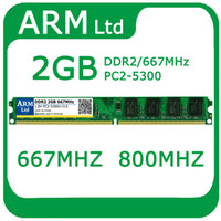 amd desktop computers - DDR2 GB Mhz RAM PC2 Memory for desktop computer memory For AMD and for Intel system Fast shipping