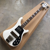 One price neck White 4003 Electric Bass 4 cordes Bass Wholesale Guitars From China Best Selling