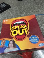 best paper gifts - New Hot Speak Out Game KTV party game cards for party Christmas gift newest best selling toy