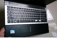 Wholesale sell piece wide screen size computer laptop notebook A156 quad core cpu gb ram plus gb hdd
