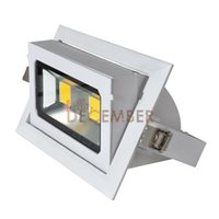 Wholesale New Waterproof LED Ceiling Lights W W Recessed LED Downlight Super Bright LED Ceiling Lighting AC V