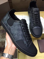 Wholesale luxury quality hot sale new arrival luxury brand casual shoes men casual genuine leather size