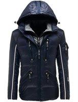 bogner - Bogner berger Men jacket sports clothing wind warm hooded down jacket