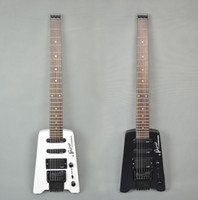Wholesale Special Steinberg GT PRO Paul Wong profiled Headless portable Travel Electric Guitar