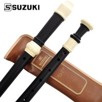 Wholesale SUZUKI ARE Clarinet Recorder British Holes Alto Recorder Music instrument Baroque Professional Performance