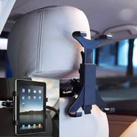 Wholesale Car Back Seat Headrest Mount Holder for iPad Galaxy Tablet auto dietro poggiatesta monte titolare per