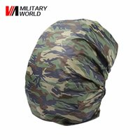 backpack tool cases - pc L L Waterproof Camping Hiking Backpack Luggage Bag Dust Rain Cover For Travel Tool Hunting Camouflage Pack Nylon Case