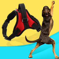 Wholesale Hot selling Dog Harness Pet Harness Dog Collar and Leash Strong and Solid with size