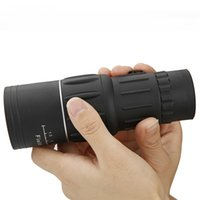 Wholesale 2016 hot HD high power spotting scopes x52 telescope eyepiece monocular telescope for travel outdoor hunting