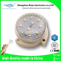 automatic garden - 2017Newest smart design w led bulb light lamp White LED Lighting Voice activated lights bulbs Automatic night light with sensor hot wheel