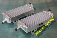 Wholesale L R ALLOY ALUMINUM RADIATOR GAS GAS EC SM MX STROKE replacement parts engine cooling parts