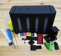 Wholesale 400ML continuous ink supply sytem compatible for hp cartridge printer with damper
