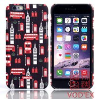 apple soldier - Vodex cases London soldiers Apple water paste mobile phone shell D light feel iPhone7 p p