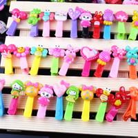 bb bow - Cute Children Hair Clip cm Lovely Cartoon Hairpins Baby Girls BB Folder Toddlers Ornaments Accessories