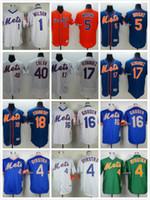 baseball keith - New York Mets David Wright Bartolo Colon Keith Hernandez Darryl Strawberry Gooden Dykstra Stitched Cool Base Baseball Jersey