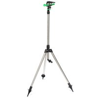 Wholesale Tripod Impulse Sprinkler Telescopic Watering Grass Pulsating Lawn Yard Garden Tools