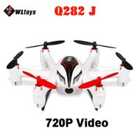 Wholesale WLtoys Q282J G CH Axis with P MP HD Camera RC Hexacopter RTF