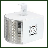 active flash - Mini Led Stage Light Auto DMX512 Voice Activated Master Slave Strobe Flash Lighting with Acrylic Lenses