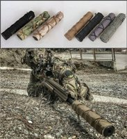 Wholesale New Tactical airsoft hunting D NYLON muffler case CM camouflage protection