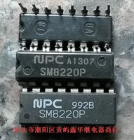 Wholesale Double array into the IC DIP SM8220POrders have preferential oh