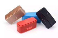 best portable speakers for iphone - Bluetooth Speakers Wireless Outdoor Subwoofers Touch The keys K9 Super Deep Bass Best Quality Handsfree FM for iPhone Plus MP3 Player