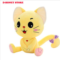Cheap 2-4 Years stuffed animals Best Cats/Mice/Dogs Plush cat plush toys