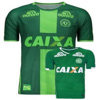 best waterproof clothing - customize name number Brazilian Chapecoens football Chapecoense AF Training clothes Home away green soccer jersey top best quality