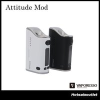 advance board - Authentic Vaporesso Attitude Mod w with the Advanced Omni Board Updatable and Fully Customisable Firmware Original DHL FREE
