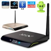 m9x tv box - Genuine M9X II M2 Android Amlogic S905X Smart TV Box Quad Core GB GB Preinstall KODI K Set Top Box