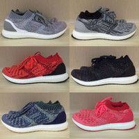 barefoot golf shoes - New Ultra Boost Uncaged Women Men Running Shoes Outdoor Barefoot Femme Homme Trainer Walking Sneakers Size Eur