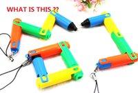 Wholesale Multi Function Pen novelty toys funny gadgets pen Magic Fold pen Z892