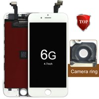cell phone time - 2016 Time limited Rushed Cell Phone Lcd Screen For Iphone g Display Touch With Camera Ring free DHL Shipping