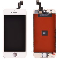 Wholesale AAA Quality LCD For iPhone C S LCD touch screen digitizer full set Assembly with fast shipping