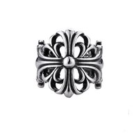 Wholesale Stainless steel fashionable ring for man or ladies cool and suitable for boys and girls show your special style