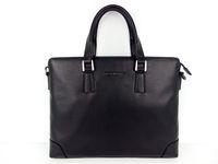 acrylic bag handles - 2016 Hot sale fashion Men s Classic Leather Briefcase Top Handle Handbag Laptop Bag Classic design is perfect for business men